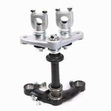 Motorcycle Medal Triple Tree Set Front Forks Clamp 260mm Pit Apollo Honda CRF50