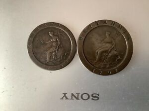 george 111 cartwheel penny