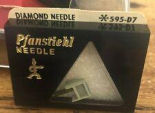 Pfanstiehl Diamond Needle 595-D7 Philips GP-400