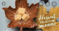 Scentsy Maple Leaf 🍁 Fall  Element Wax Warmer ~ NEW  Harvest Thanksgiving Look