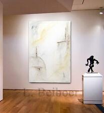 BIG MODERN ART 40 x 60 ORIGINAL ABSTRACT CONTEMPORARY OIL PAINTING ~ L. Beiboer