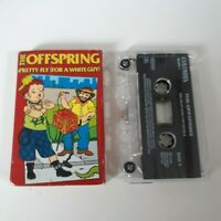 THE OFFSPRING PRETTY FLY FOR A WHITE GUY CASSETTE TAPE SINGLE SONY COLUMBIA 1998