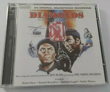 Diamonds Original Soundtrack Roy Budd Feat. Three Degrees 1999 Cinephile
