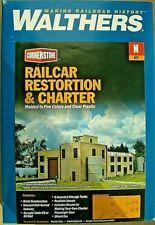 Railcar Restortion & Charter