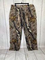 CARHARTT Realtree Camo Hunting Pants Men's 40 x 32 Dungaree Fit
