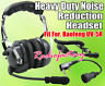 New 4-081 44-k Noise-reduction Headset for PX-888 PX-777 PX-328 kg-uvd1p