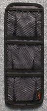Acorn Three (3) Pocket Velcro Mesh Pouch Gun Safe Accessory Storage Solution