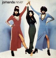 JOMANDA - Never (Sasha, Band Of Gypsies Rmxs)