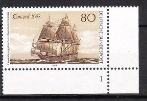 BRD 1983 Mi. Nr. 1180 Postfrisch Eckrand 4 Formnummer 1 TOP!!! (9888)
