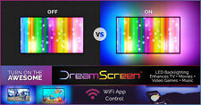 "DreamScreen HD -1080P Wi-Fi HDMI LED Backlighting Mega Size 45""-65"" TV Ambilight"