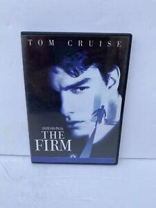THE FIRM (DVD 1993) Tom Cruise, Gene Hackman, Gary Busey