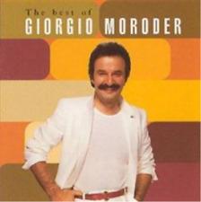 Giorgio Moroder-The Best of Giorgio Moroder (UK IMPORT) CD NEW