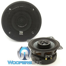 "MOREL MAXIMO ULTRA 402 COAX 4"" 45W RMS 2-WAY SOFT TWEETERS COAXIAL SPEAKERS NEW"