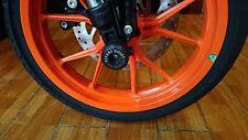 Bikers Billet Front Fork Slider(Ktm Rc/Duke 200/250/390)