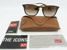 Ray-Ban New Havana(Tortoise) Chris Men's Gradient Sunglasses RB 4187 856/13 54mm