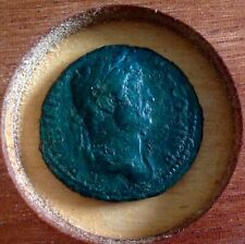 HADRIAN - A COPPER AS PORTRAYING the RIVER NILE !