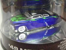 Hot Wheels Blue '49 Merc Oil Can Kool & Kustom Series 1/15000