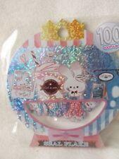 Kamio Cafe de Moka sticker pack 50 pcs New flake seal