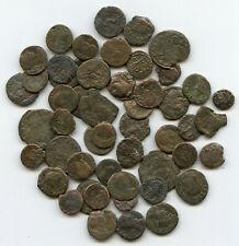 Lot mit 52 römischen Münzen