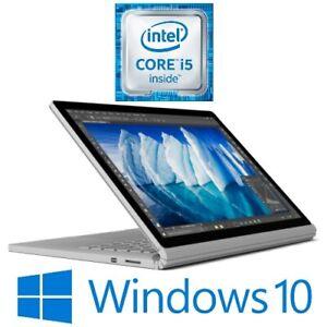 """Microsoft Surface Book Core i5 6300U 8G 256G NVMe Nvidia GPU 13.5"""" Touch Win 10"""
