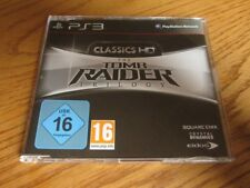 Die Tomb Raider Trilogy Classics HD Promo-PS3 (Werbe Spiel) Playstation 3