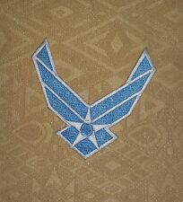 U.S. Air Force Wing USA Iron/ Sew-on Embroidered Patch/ Logo