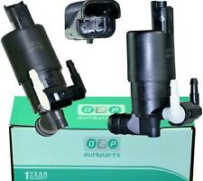 FOR VAUXHALL/OPEL VIVARO A  (X830) 1.9Di, DTi, 2.5 CDTi TWIN OUTLET WASHER PUMP