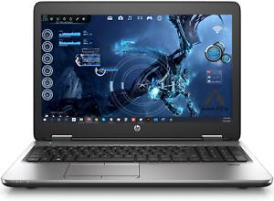 HP ProBook 15.6'' Win 10 Intel Core i7 3.5GHz 16GB DDR4 RAM 256GB NVMe SSD m.2