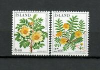 S34013 Island Iceland MNH 1984 Flowers 2v