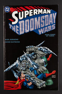 Superman The Doomsday Wars Book 3 TPB (DC,1999) VF/NM