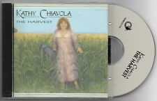 KATHY CHIAVOLA The Harvest 1996 Demon Records CD Album SUPERB CONDITION
