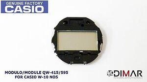 CASIO MODULE/MODULE QW-415/595 FOR CASIO W-10 -W-34 - F-87W NOS
