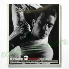 Robbie Williams Greatest Hits Taiwan CD BOX Bonus Track Best 2004 NEW