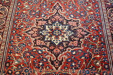 c1910s ANTIQUE CLASSIC VILLAGE WOVEN BIJAR RUG 4.3x6.6 HIGHLY DETAILED