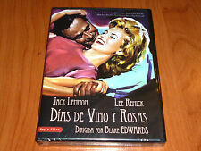 7574-dvd-days of Wine and Roses (dias de vino y Rosas Spain Import See Details