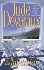 The Invitation, Jude Deveraux, 0671744585, Book, Acceptable