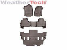 WeatherTech FloorLiner for Tahoe/Yukon w/Bucket Seats - 2015-2017 - Cocoa