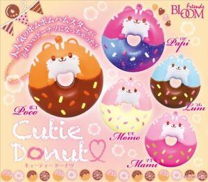 IBloom Mini Cutie Donut Squishy NEW