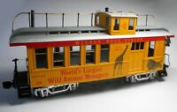 G Scale LGB Large Scale Caboose LIMITED EDITION  Wilson Circus Caboose #111