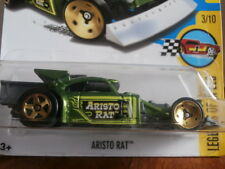 HOT WHEELS LEGENDS OF SPEED ARISTO RAT 133/365  MADE IN MALAYSIA B34