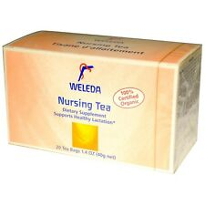 BRAND NEW Weleda Nursing Tea Bags (20pk) - Breastfeeding Specialists