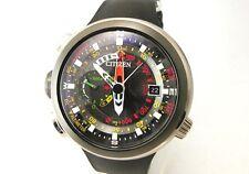 Citizen Promaster Eco-Drive Altichron Cirrus Titanium Men's Watch BN4035-08E
