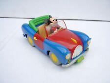DIECAST TOY Burago 1/18 Disney Walt Disney Micky Mouse in a Cabriolet