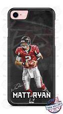 Atlanta Falcons Matt Ryan Phone Case Cover Fits iPhone Samsung Moto LG etc