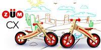 ZUM-CX Wooden Balance/Push Bike - New - Children's/Kid's