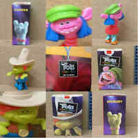 McDonalds Happy Meal Toy UK 2020 Trolls World Tour Movie Figures Toys - Various