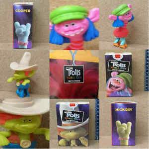 McDonalds Happy Meal Toy 2020 UK Trolls World Tour Movie Figures Toys - Various