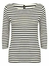 Regular Striped Casual Tops & Shirts for Women