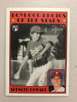 Spencer Howard 2021 Topps Heritage Boyhood Photos Rookie #148 Phillies RC