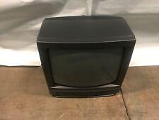 """13"""" SHARP TV 13J-M100, CRT Tube May, 1997 * WORKING * Retro GAMING EUC M100PE AC"""